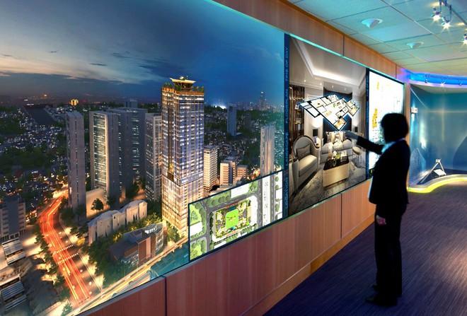 Công nghệ tương tác ảo 3D – vũ khí mới của doanh nghiệp kinh doanh bất động sản - Ảnh 2.