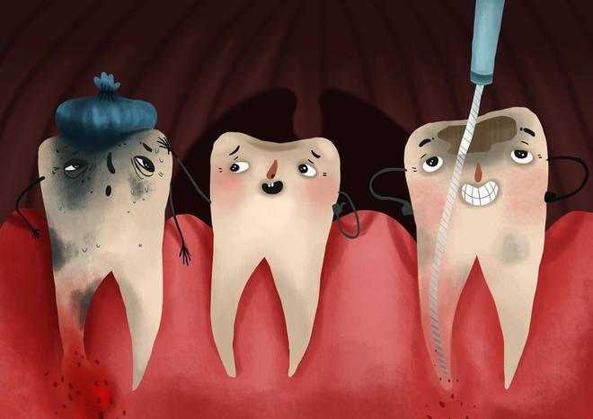 Nguy hại từ bọc răng sứ không đảm bảo chất lượng