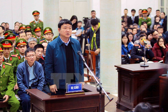 Ngày đầu xét xử ông Đinh La Thăng, Trịnh Xuân Thanh và đồng phạm, các bị cáo đều nói làm theo lệnh trên - Ảnh 2.
