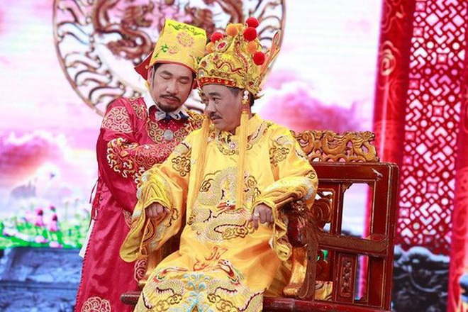 Quốc Khánh: Tôi có thể vào vai nào đó chứ chưa chắc là Ngọc Hoàng - Ảnh 1.