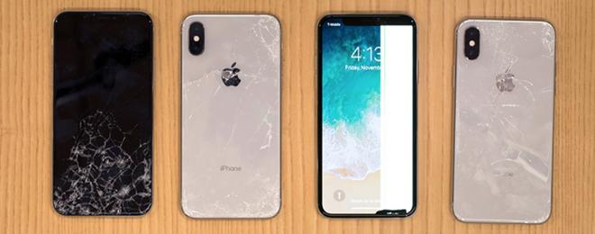 iPhone X có một điểm yếu chí mạng, vỡ màn hình cũng không đáng sợ bằng - Ảnh 1.