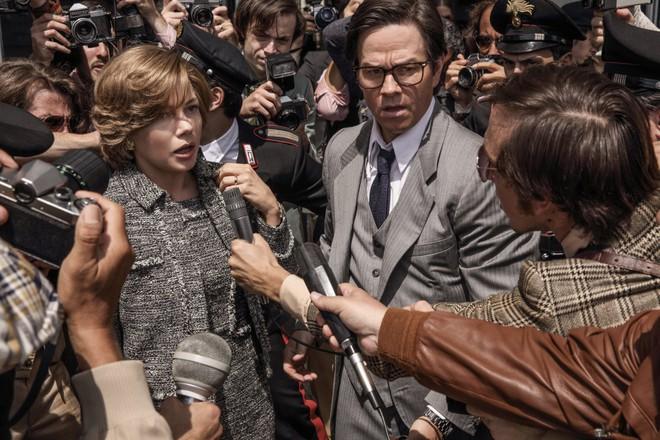Hollywood bất bình khi nam tài tử Mark Wahlberg được trả lương cao gấp 1.500 lần bạn diễn nữ - ảnh 1