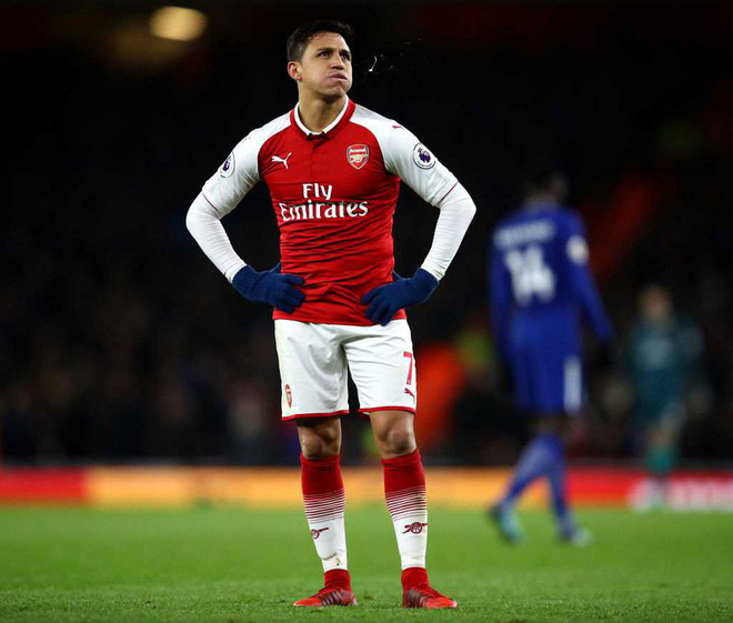 ĐIỂM NHẤN Chelsea 0-0 Arsenal: Sanchez dự bị trước tin đồn ra đi. Morata vẫn tệ - Ảnh 1.