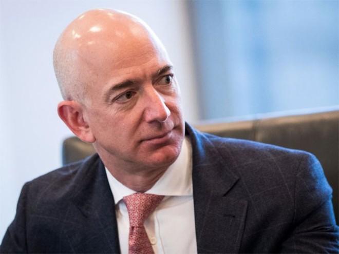 7 sự thật ít người biết về khối tài sản 105 tỷ USD của CEO Amazon - Ảnh 1.