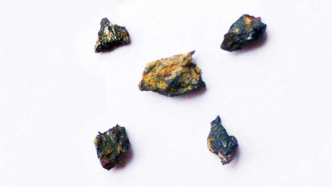 Bí ẩn viên đá kỳ lạ tại Ai Cập - không giống bất kỳ thứ gì được tìm thấy trong Hệ Mặt trời - Ảnh 1.
