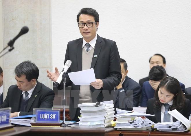 Luật sư của Trịnh Xuân Thanh dẫn quyền im lặng trong vụ Hoa hậu Phương Nga - Ảnh 2.