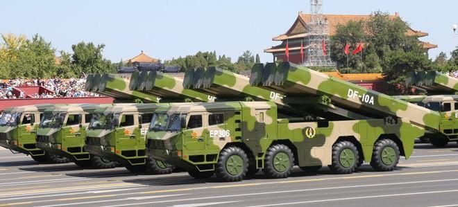 Năm loại vũ khí Trung Quốc mà Nga lo sợ cảnh giác - Ảnh 2.