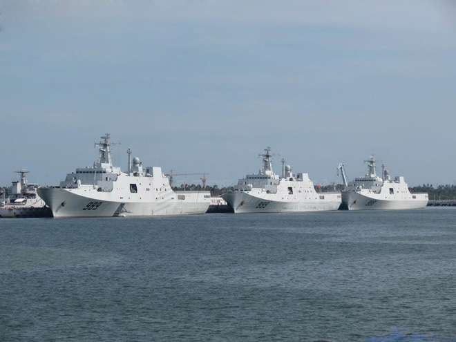 Năm loại vũ khí Trung Quốc mà Nga lo sợ cảnh giác - Ảnh 5.
