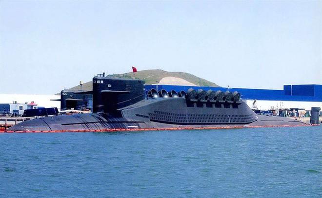 Căn cứ tàu ngầm hạt nhân chiến lược của Trung Quốc có gì? - Ảnh 1.