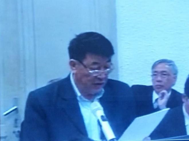 Luật sư: Ông Sơn từng khai bị ông Đinh La Thăng mắng không triển khai thì biến đi - Ảnh 2.
