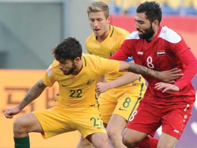 U-23 Úc khó chịu hơn U-23 Hàn Quốc - Ảnh 1.