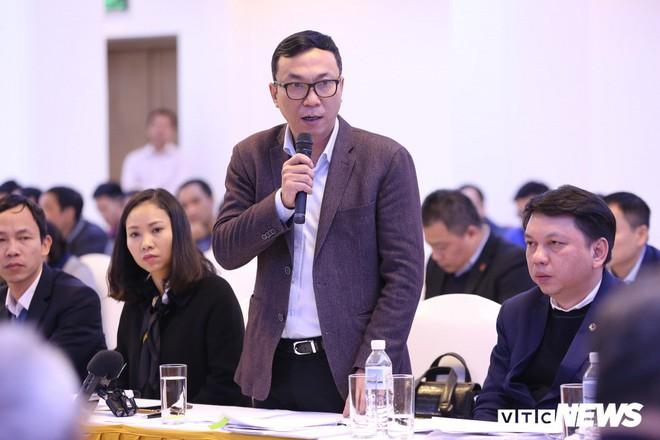 Phó Thủ tướng chất vấn, VFF thừa nhận bóng đá Việt Nam chưa sạch - Ảnh 1.