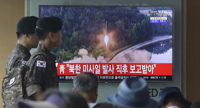 Chuyên gia Lầu Năm Góc nói thẳng: Muốn đấm vỡ mũi Triều Tiên, ông Trump đừng ảo tưởng - Ảnh 3.
