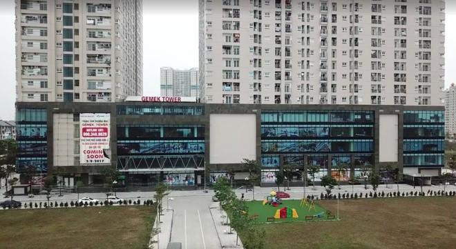 Khai trương Germek Shopping Mall - Trung tâm mua sắm quy mô đầu tiên khu vực Tây Hà Nội  - Ảnh 1.