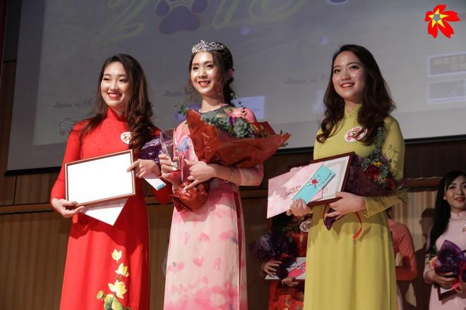 Nhan sắc của nữ du học sinh Việt xinh đẹp nhất Nhật Bản 2017 - Ảnh 2.