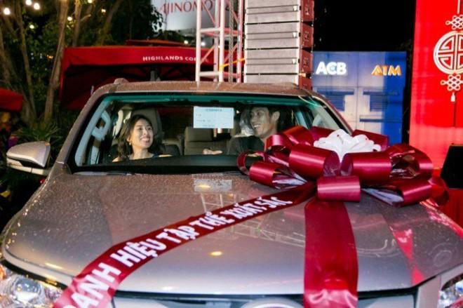 Năm nay, C.T Group tặng xe gì cho cán bộ nhân viên? - Ảnh 1.