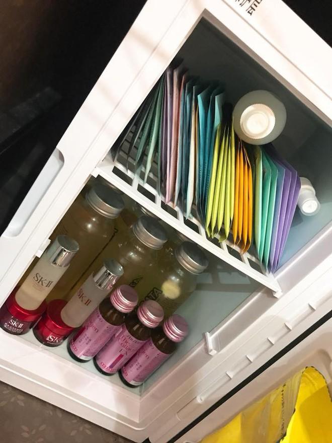 Những cô bạn dùng cả thanh xuân để biến chiếc tủ lạnh thành tiệm spa mini - Ảnh 2.