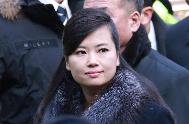 Đoàn tiền trạm Triều Tiên đã tới Hàn Quốc, người đẹp quyền lực dẫn đầu đoàn - Ảnh 1.