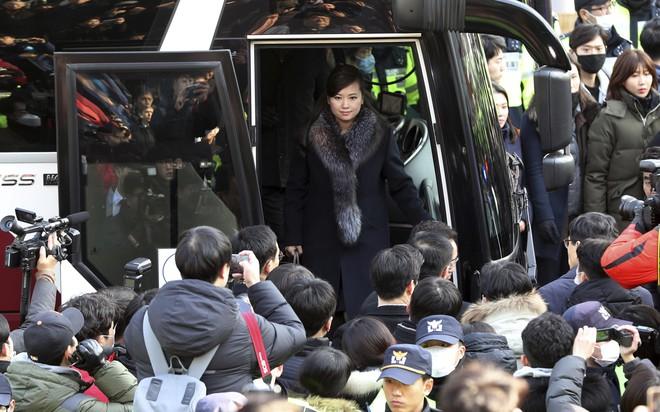 Nhà lãnh đạo Triều Tiên đã sử dụng quân bài ngoại giao ngôi sao như thế nào? - Ảnh 2.