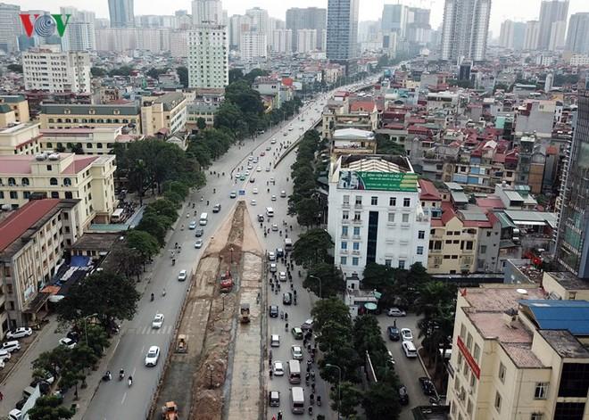 Toàn cảnh đại công trường mở rộng đường đẹp nhất Việt Nam - Ảnh 12.