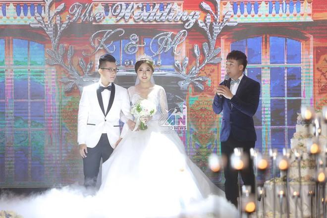 Không gian đám cưới lung linh của em gái Trấn Thành và bạn trai người Hồng Kông - Ảnh 10.