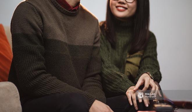 Nhật Anh Trắng - Trang Đinh: Sợ vợ là yếu tố quan trọng nhất để có một gia đình hạnh phúc... - Ảnh 14.