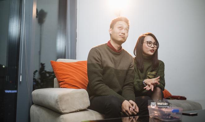 Nhật Anh Trắng - Trang Đinh: Sợ vợ là yếu tố quan trọng nhất để có một gia đình hạnh phúc... - Ảnh 15.