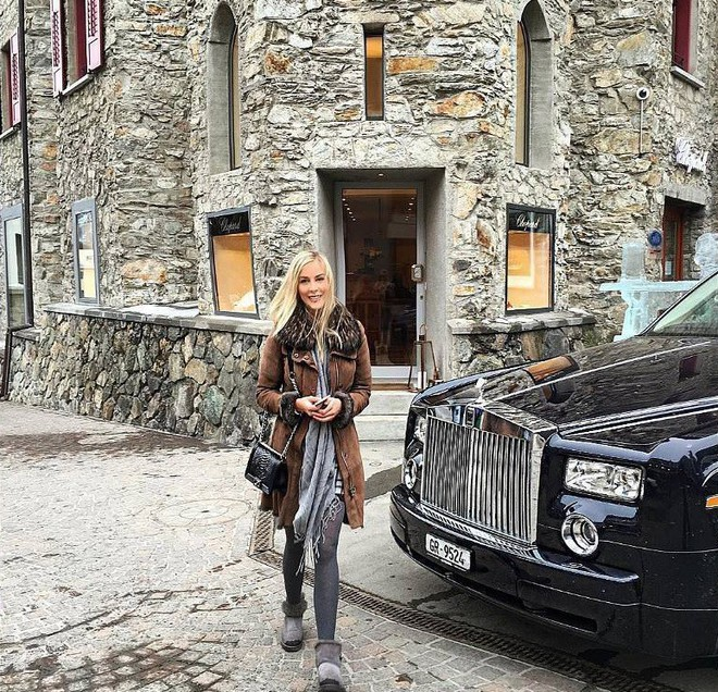 Hội con nhà giàu Đức đốt tiền với xe sang, phi cơ riêng và đồng hồ kim cương - Ảnh 14.