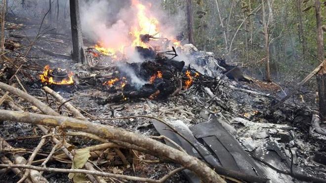 Máy bay chở 12 người rơi ngày cuối năm, không ai sống sót  - Ảnh 2.