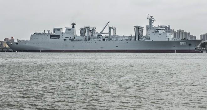 Hải quân Trung Quốc trang bị gì trong năm 2017? - Ảnh 3.