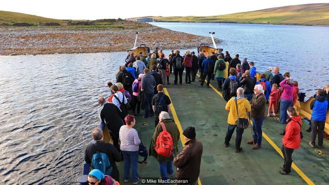 Eynhallow - Hòn đảo cấm loài người tiếp cận suốt 364 ngày trong năm - Ảnh 3.