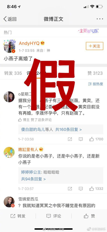 Bê bối tài chính, Triệu Vy ly hôn đại gia sau 9 năm chung sống? - Ảnh 3.