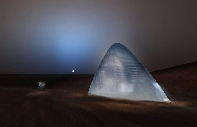 Tìm ra nguồn nước uống được khổng lồ trên sao Hỏa, hoàn toàn nằm trong phạm vi có thể khai thác - Ảnh 3.