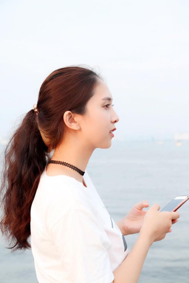 Nhan sắc của nữ du học sinh Việt xinh đẹp nhất Nhật Bản 2017 - Ảnh 4.
