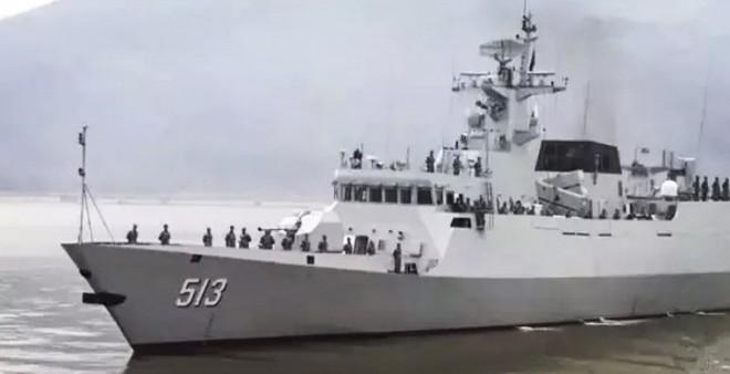 Hải quân Trung Quốc trang bị gì trong năm 2017? - Ảnh 4.