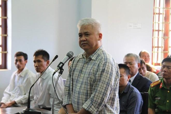 Vụ xả súng ở Đắk Nông: Một bị cáo bị đề nghị tử hình - Ảnh 3.