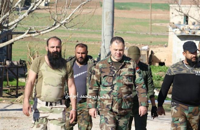 Cùng QĐ Syria, lực lượng tinh nhuệ Palestine tràn ngập Idlib với vũ khí Mỹ: Toàn đồ chất - Ảnh 4.