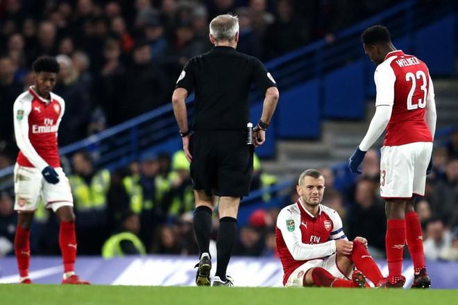 ĐIỂM NHẤN Chelsea 0-0 Arsenal: Sanchez dự bị trước tin đồn ra đi. Morata vẫn tệ - Ảnh 5.