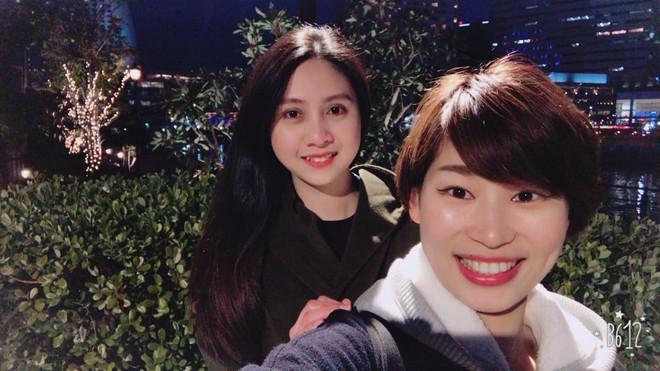 Nhan sắc của nữ du học sinh Việt xinh đẹp nhất Nhật Bản 2017 - Ảnh 6.