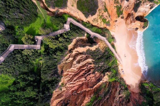 22 khung cảnh trên không đẹp nhất hành tinh, đầm hoa súng Việt Nam cũng nằm trong số đó - Ảnh 6.