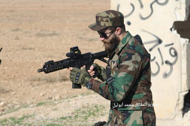 Cùng QĐ Syria, lực lượng tinh nhuệ Palestine tràn ngập Idlib với vũ khí Mỹ: Toàn đồ chất - Ảnh 6.