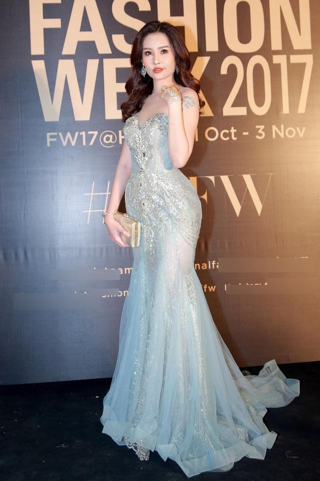 Chỉ 2 tháng đăng quang Hoa hậu Đại dương, Lê Âu Ngân Anh đã để lại dấu ấn với quá nhiều lùm xùm tranh cãi - Ảnh 6.