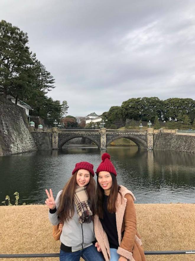 Nhan sắc của nữ du học sinh Việt xinh đẹp nhất Nhật Bản 2017 - Ảnh 7.
