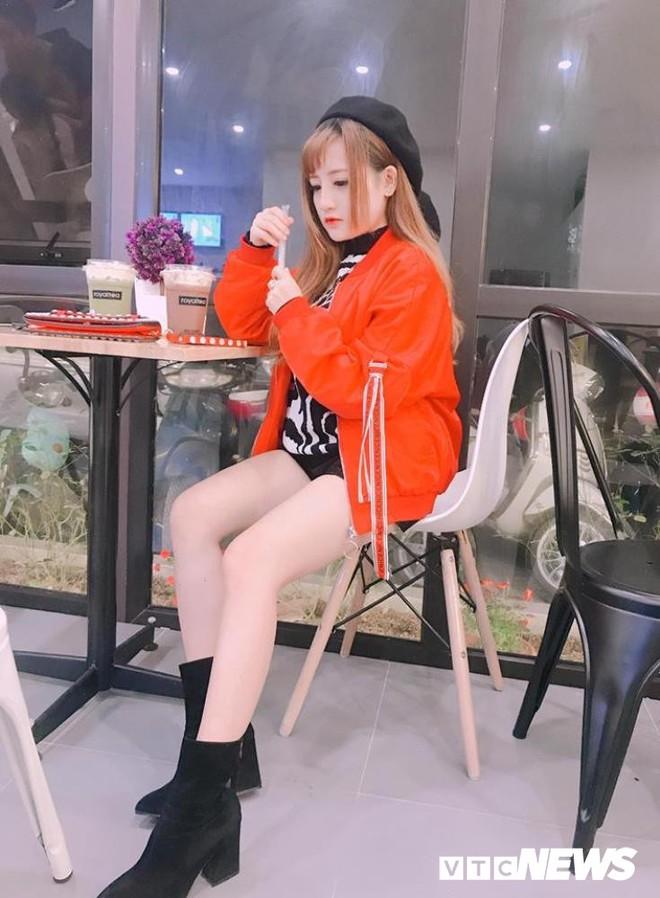 Ngỡ ngàng hot girl Sài thành 27 tuổi trẻ trung như học sinh cấp 2 - ảnh 6