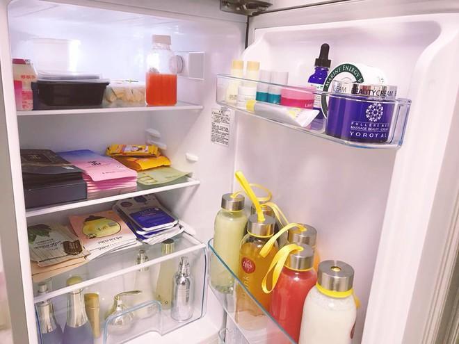 Những cô bạn dùng cả thanh xuân để biến chiếc tủ lạnh thành tiệm spa mini - Ảnh 6.