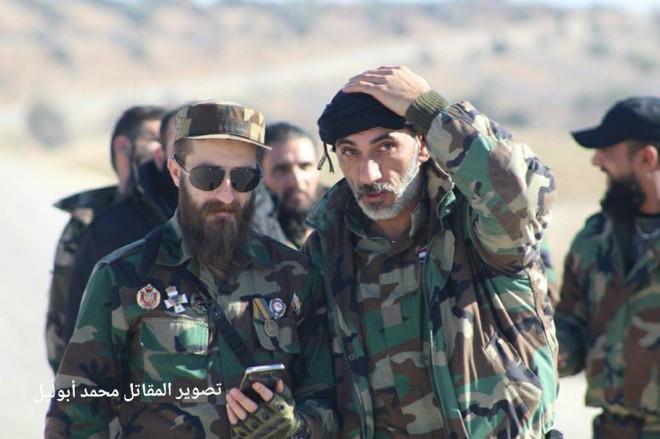 Cùng QĐ Syria, lực lượng tinh nhuệ Palestine tràn ngập Idlib với vũ khí Mỹ: Toàn đồ chất - Ảnh 7.