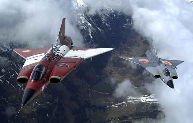 """Saab 35 Draken: """"Rồng sắt"""" đáng sợ của Không quân Thụy Điển - Ảnh 8."""