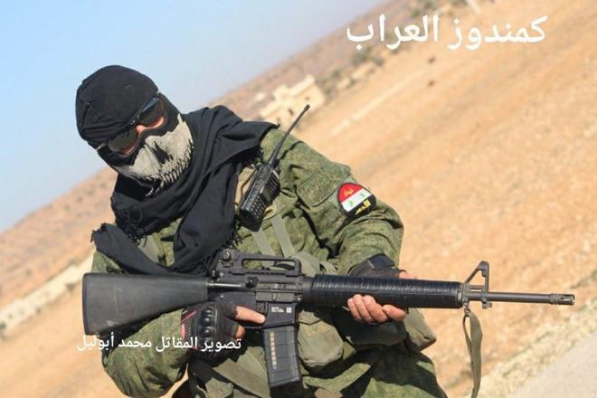 Cùng QĐ Syria, lực lượng tinh nhuệ Palestine tràn ngập Idlib với vũ khí Mỹ: Toàn đồ chất - Ảnh 8.