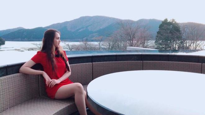 Nhan sắc của nữ du học sinh Việt xinh đẹp nhất Nhật Bản 2017 - Ảnh 9.