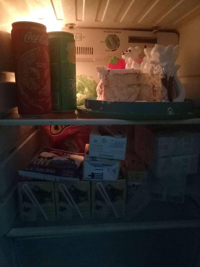 Những cô bạn dùng cả thanh xuân để biến chiếc tủ lạnh thành tiệm spa mini - Ảnh 8.